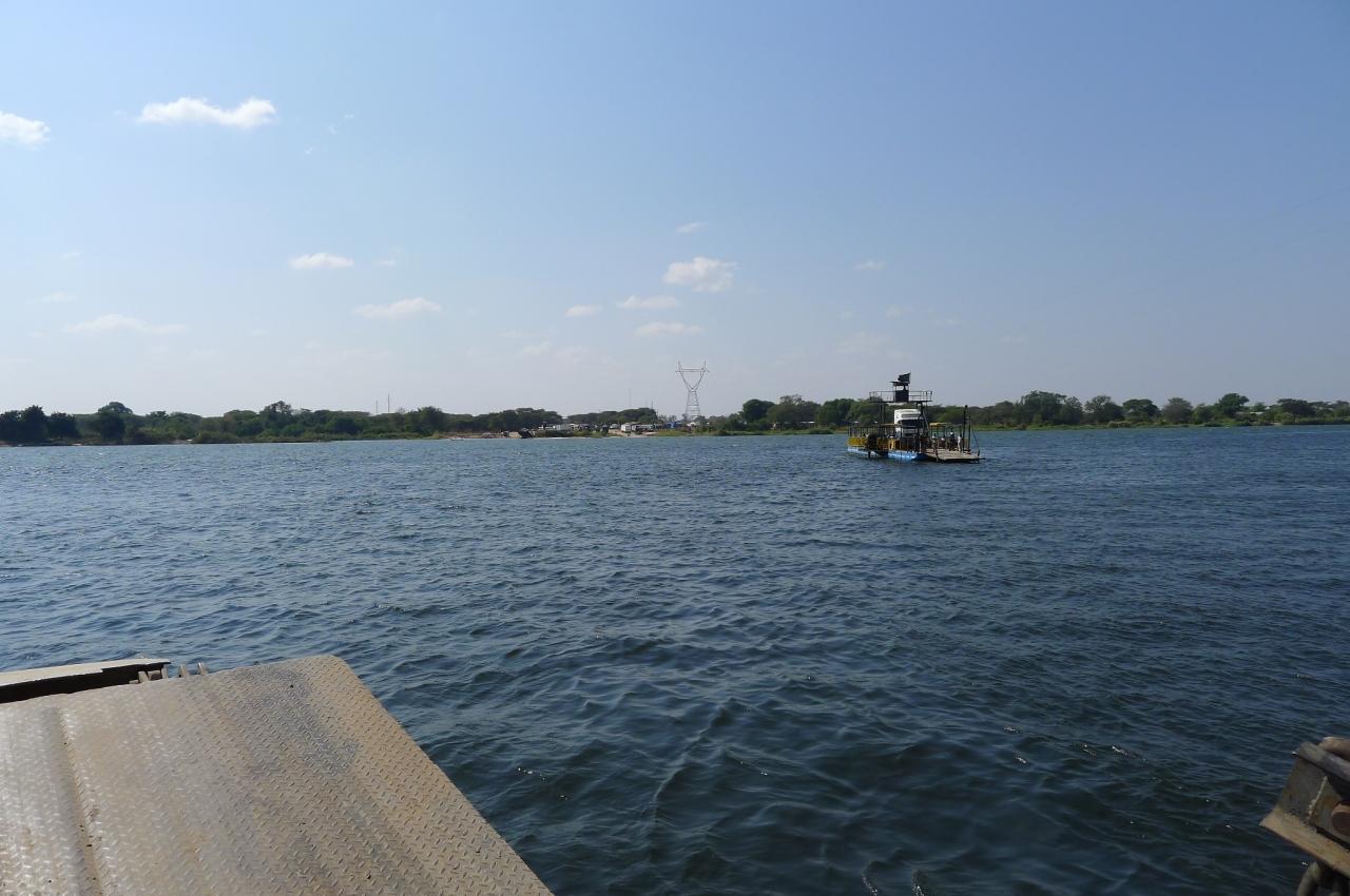 Crossing the Zambezi