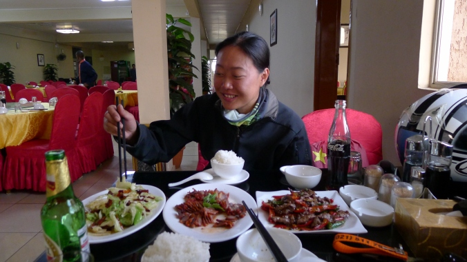 A lot of Chinese in Lilongwe.. and so a few decent restaurants