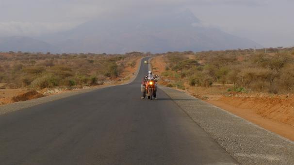 Onwards to Kenya