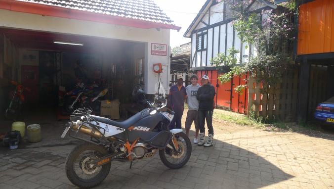KTM Nairobi
