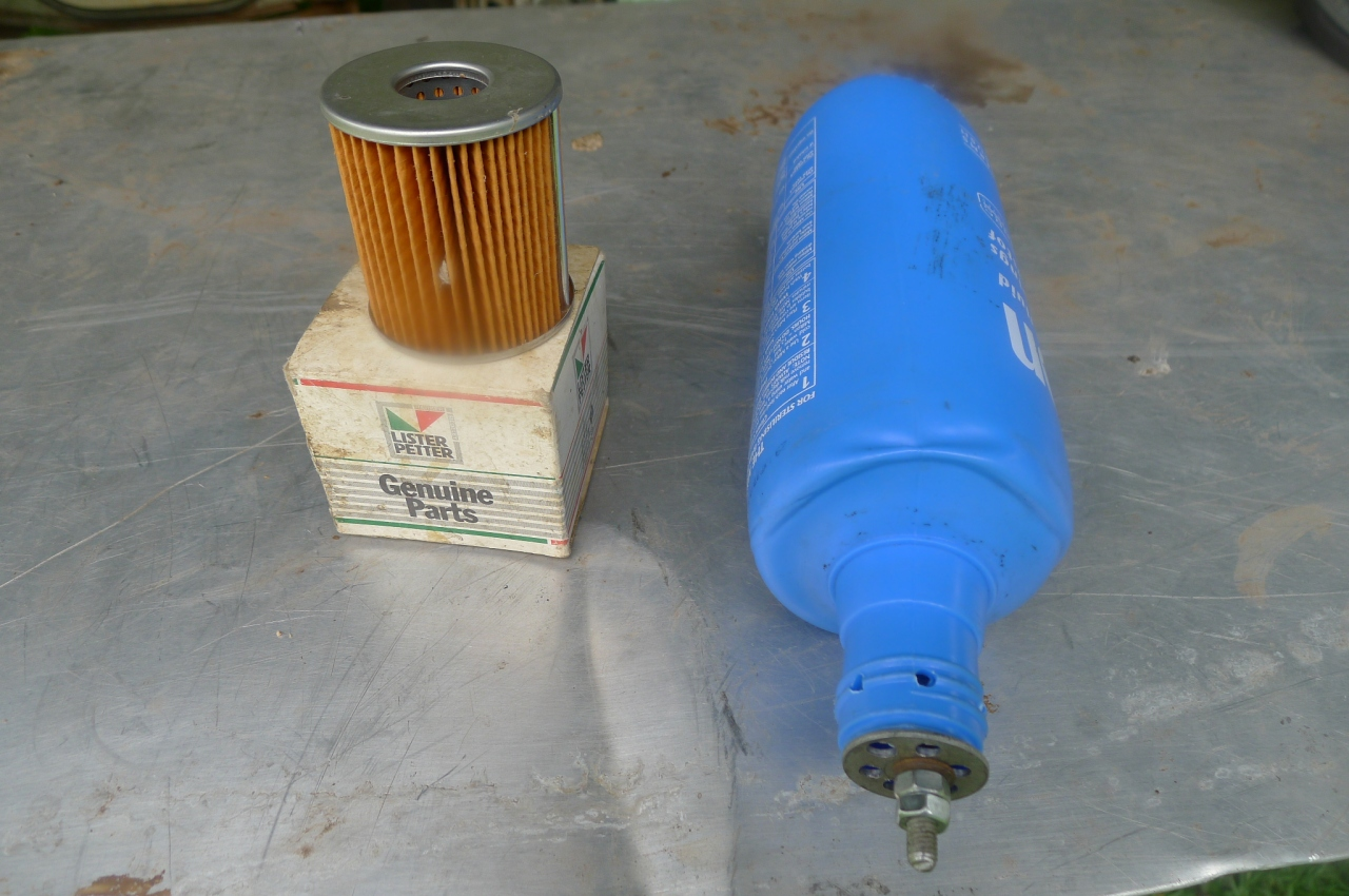 The making of the invaluable petrol filter. Someone needs to manufacture a really good one for adventure travelers.  I would even invest myself if someone could make a 100% efficient filter that could take out water, grit, and dust