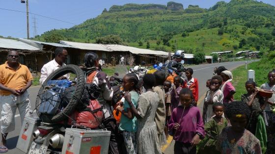 Goodbye Ethiopia -- Hello Sudan