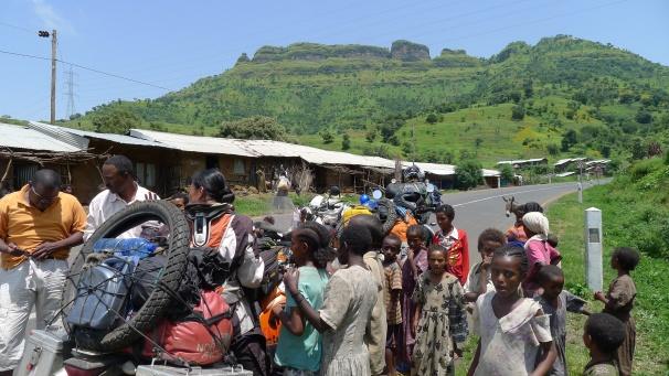 Goodbye Ethiopia, stop throwing stones, and do your homework.