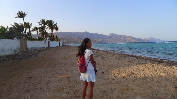 Wandering around Dahab