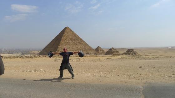 Look Fanny ... mini pyramids