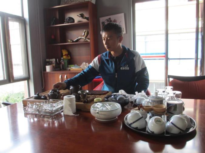 Mr Chu