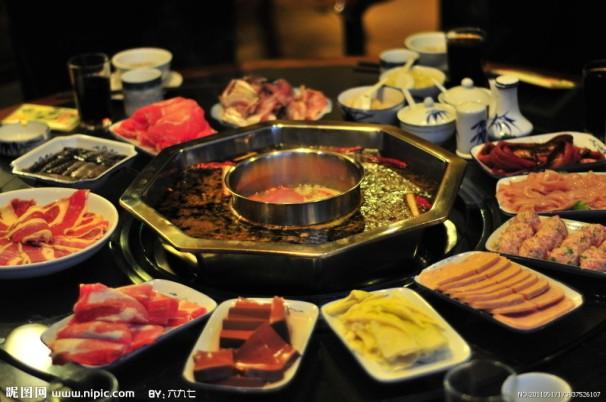 Chongqing huoguo (hotpot)