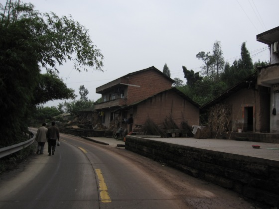 Chinese hamlets in Chongqing