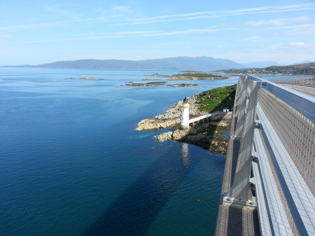 A ferry to Skye and a bridge back to the mainland