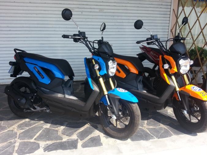 Honda Zoomer X .... love this bike.