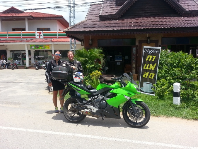 Super riding route. If you don't fancy a DIY trip, you can join an organised group to riding in north Thailand, including all the bikes, hotels, and a knowledgeable guide.