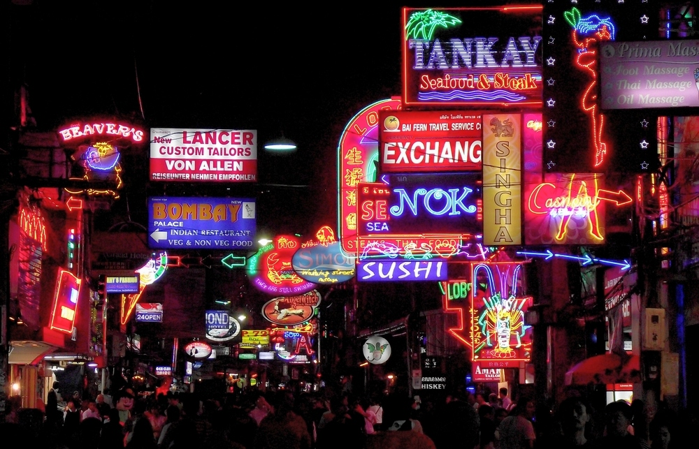 Pattaya-WALKING-STREET