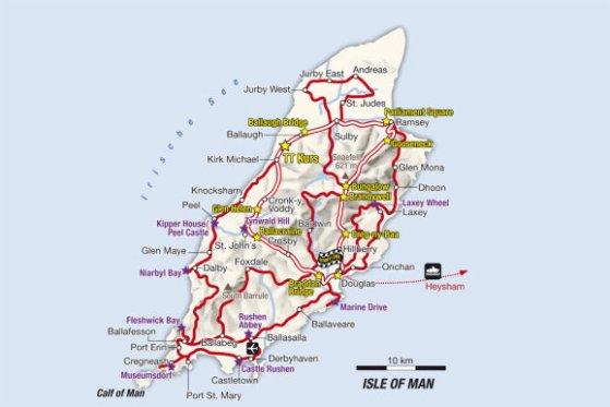 IOM Map