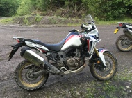 Chapter 34 – Honda CRF1000L Africa Twin inWales